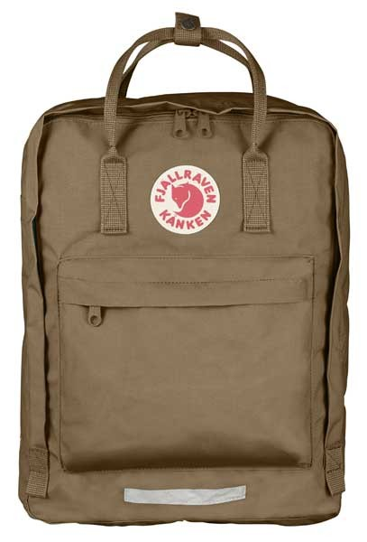 Fjallraven Kanken Rucksack Big Chocolate Braun