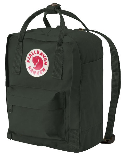 fjallraven kanken rucksack mini Forest Green