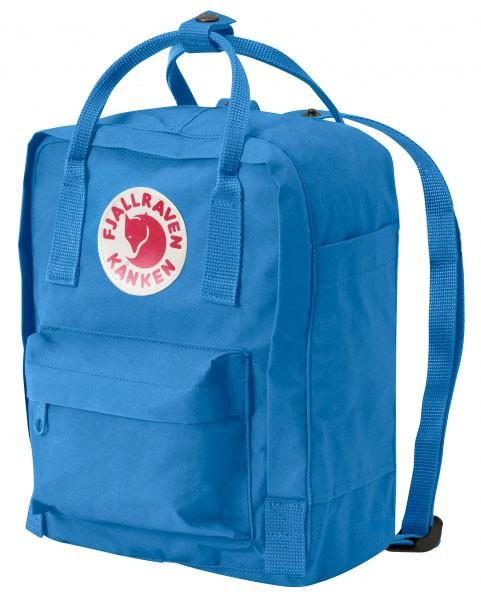fjallraven kanken rucksack mini alle blau