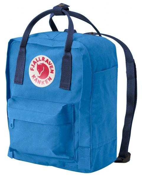 fjallraven kanken rucksack mini alle marine blau