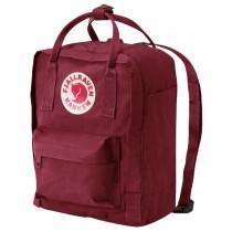 fjallraven kanken rucksack mini ox red