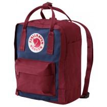fjallraven kanken rucksack mini royal blau ox red