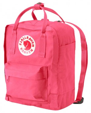 fjallraven kanken rucksack mini Rosa